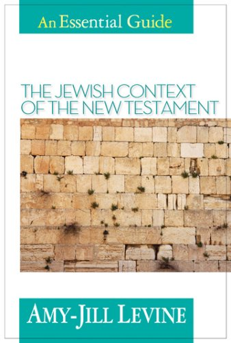 9780687645442: The Jewish Context of the New Testament: An Essential Guide
