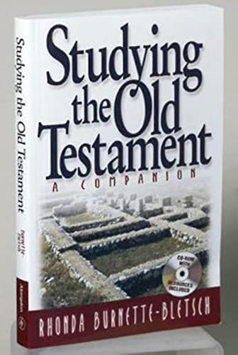 9780687646234: Studying the Old Testament: A Companion