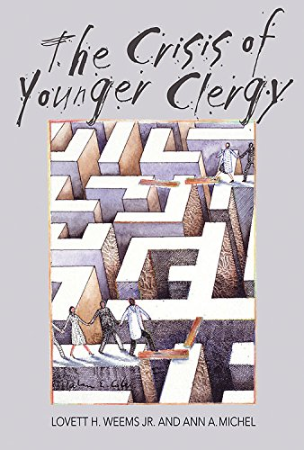 9780687651092: The Crisis of Younger Clergy