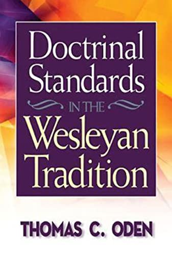 9780687651115: Doctrinal Standards in the Wesleyan Tradition
