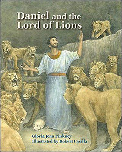 9780687652358: Daniel and the Lord of Lions