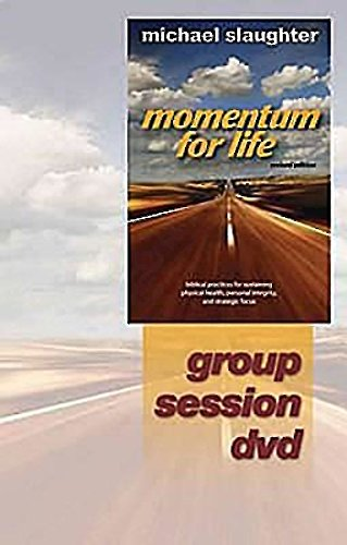 Momentum for Life Group Session DVD: Slaughter, Mike