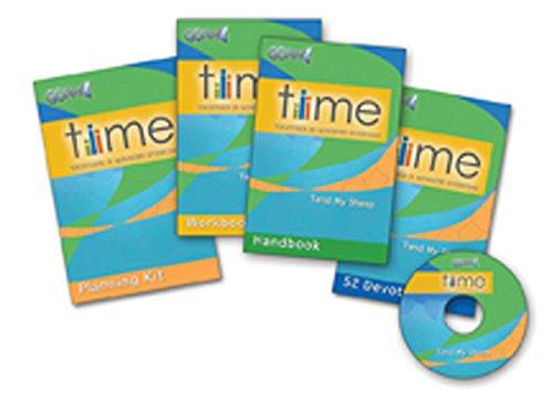 TIME Planning Kit: Together in Ministry Everyday: Millard, M. Kent, Jensen, Michael A, Crantford, ...