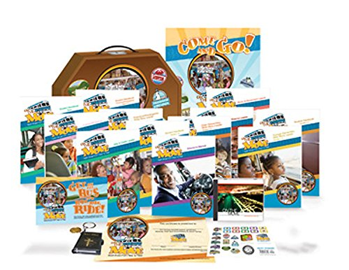 9780687653690: Vacation Bible School On the Move Starter Kit VBS09: God's Grace from Place to Place