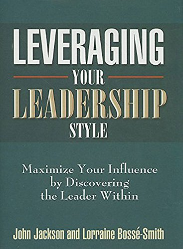9780687653973: Leveraging Your Leadership Style