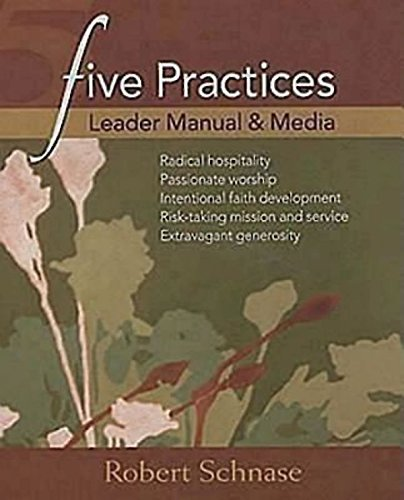 9780687654130: Five Practices Leader Manual and Media (Five Practices of Fruitful Congregations Program Resources)