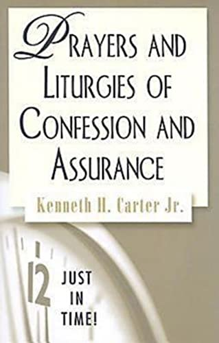 9780687654895: Prayers and Liturgies of Confession Assurance