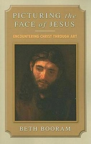 9780687657438: Picturing the Face of Jesus: Encountering Christ through Art