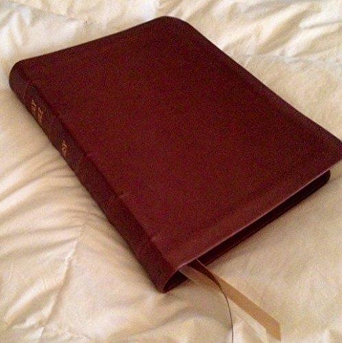 9780687659913: NRSV Bible Wesley Study