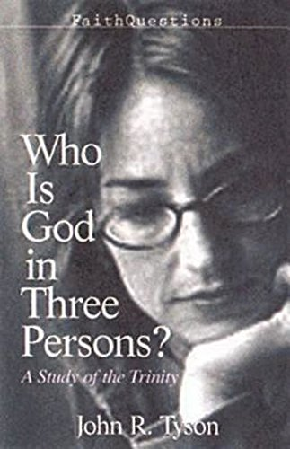 9780687739912: FaithQuestions - Who Is God in Three Persons?: A Study of the Trinity