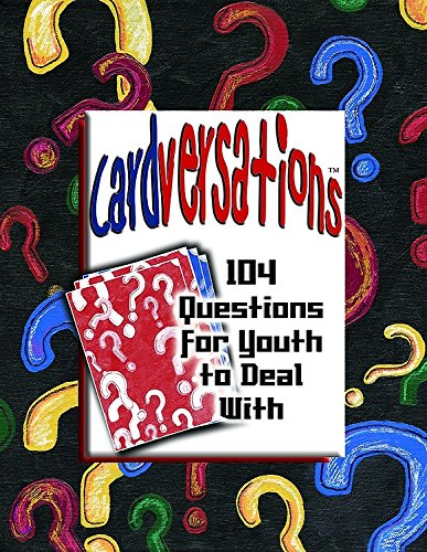 Cardversations: 104 Questions for Youth to Deal: McCrary, Scott, Sa