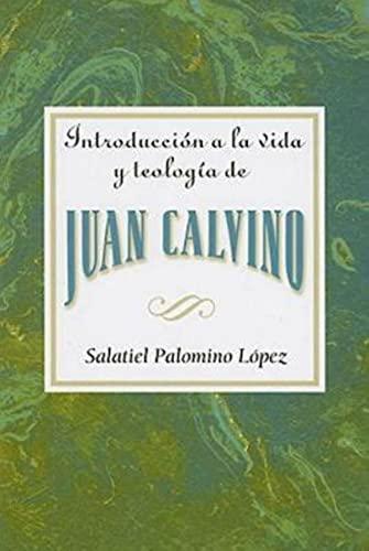 9780687741014: Introduccion a la Vida y Teologia de Juan Calvino
