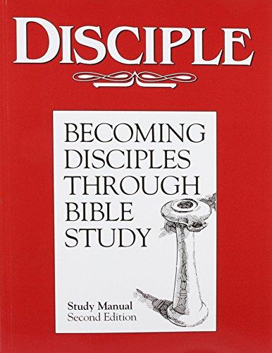 9780687783496: Disciple: Becoming Disciples Through Bible Study (study manual)