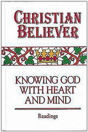9780687985401: Christian Believer Book of Readings
