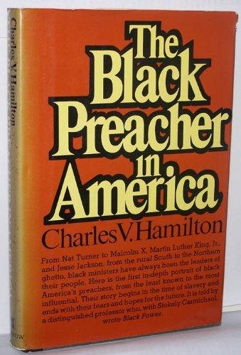 9780688000066: The Black preacher in America