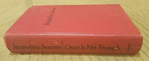 Once Is Not Enough: Susann, Jacqueline