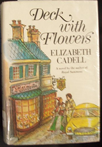 Deck With Flowers: Cadell, Elizabeth