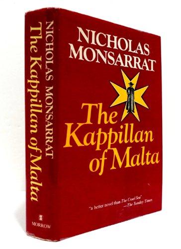 9780688002435: The Kappillan of Malta