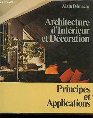 9780688002817: Interior architecture and decoration