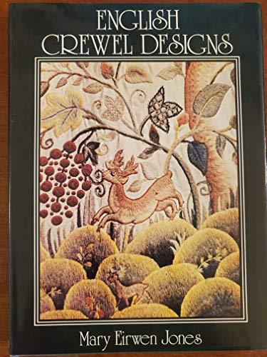 9780688002886: English Crewel Designs