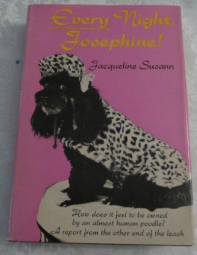 9780688003050: Every night, Josephine!