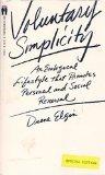 9780688003227: Voluntary Simplicity