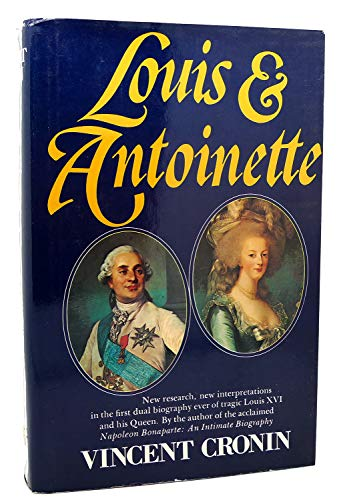 9780688003319: Louis and Antoinette