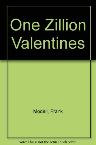 9780688005658: One Zillion Valentines