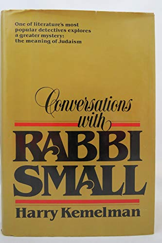 9780688006273: Conversations With Rabbi Small