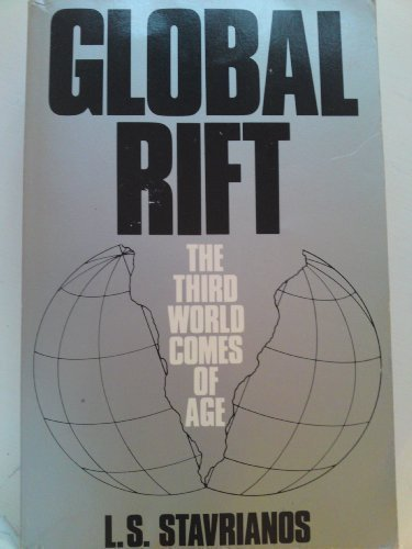 9780688006570: Global Rift: The Third World Comes of Age