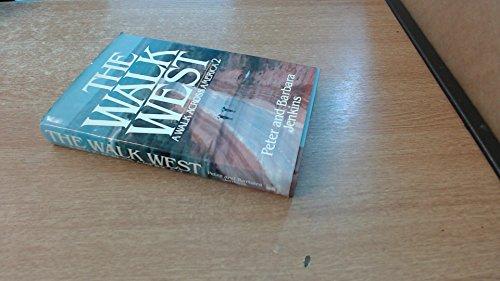 9780688006662: The Walk West: A Walk Across America 2