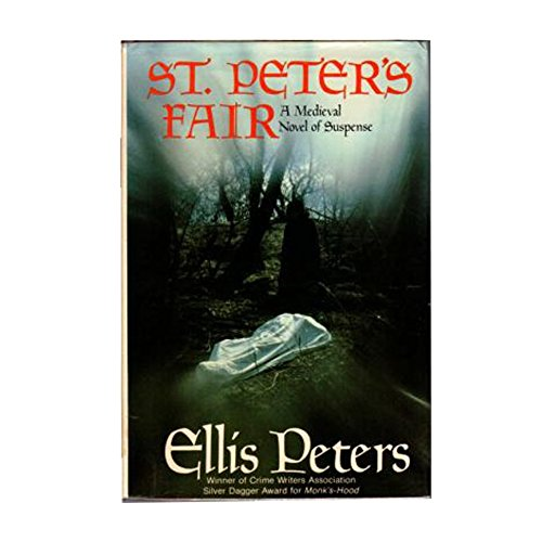 9780688006679: Saint Peter's Fair: The Fourth Chronicle of Brother Cadfael