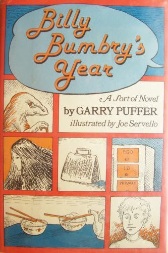 9780688007379: Billy Bumbry's Year: A Sort of Novel