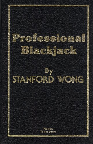 9780688008185: Professional Blackjack