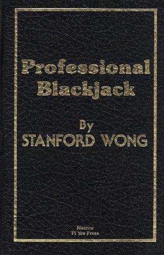 9780688008185: Professional Blackjack
