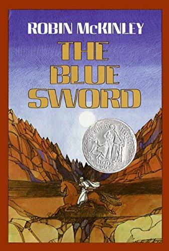 9780688009380: The Blue Sword