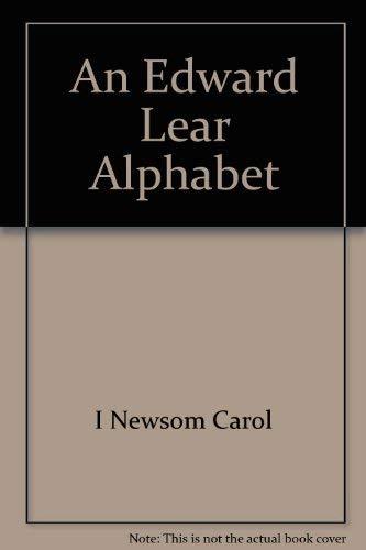 9780688009649: An Edward Lear alphabet