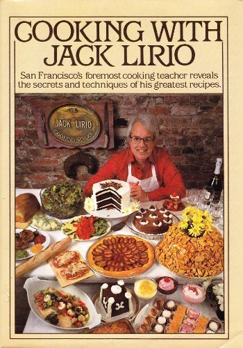 Cooking With Jack Lirio