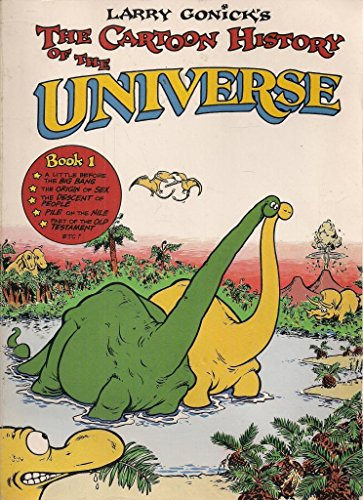 9780688010119: Larry Gonick's the Cartoon History of the Universe, Book 1