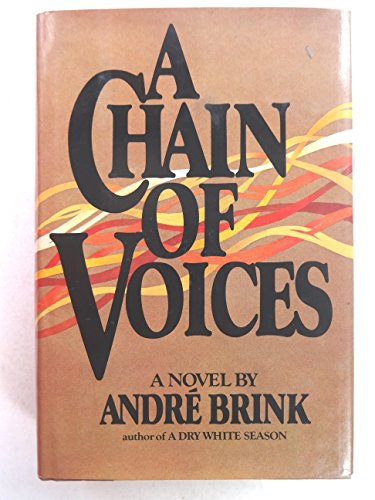 9780688011314: A Chain of Voices