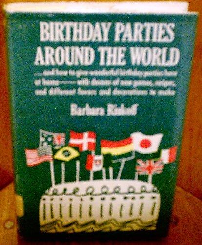 9780688011451: Birthday Parties Around the World.