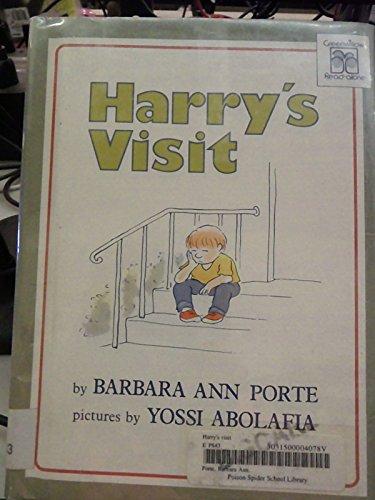 9780688012083: Harry's Visit