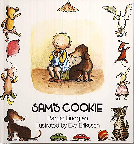 Sam's Cookie (0688012671) by Lindgren, Barbro