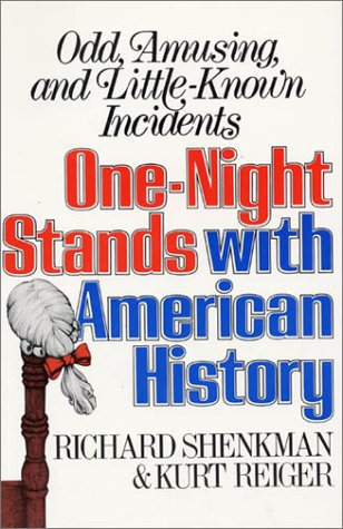 9780688013998: One-Night Stands with American History