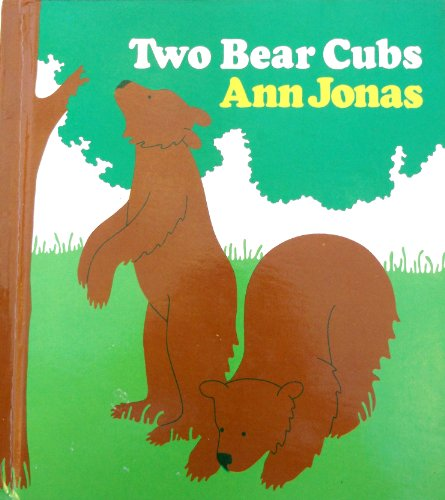 9780688014070: Two bear cubs