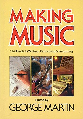 9780688014650: Making Music