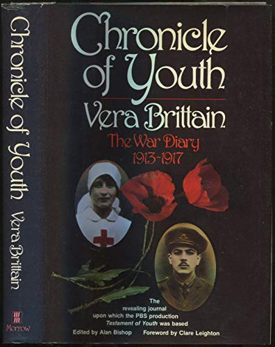 9780688015237: Chronicle of youth: The War diary, 1913-1917