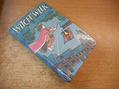 9780688015343: Witch Week by Jones Diana Wynne; Jones Diane Wynne