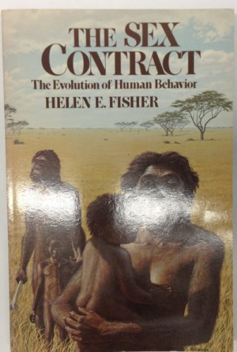 9780688015992: The Sex Contract: The Evolution of Human Behavior