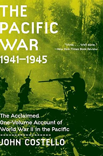 9780688016203: The Pacific War: 1941-1945